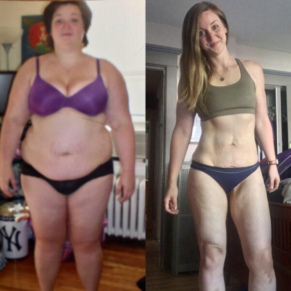 Erika Transformation photo
